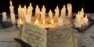 Amarre con hechicería egipcia