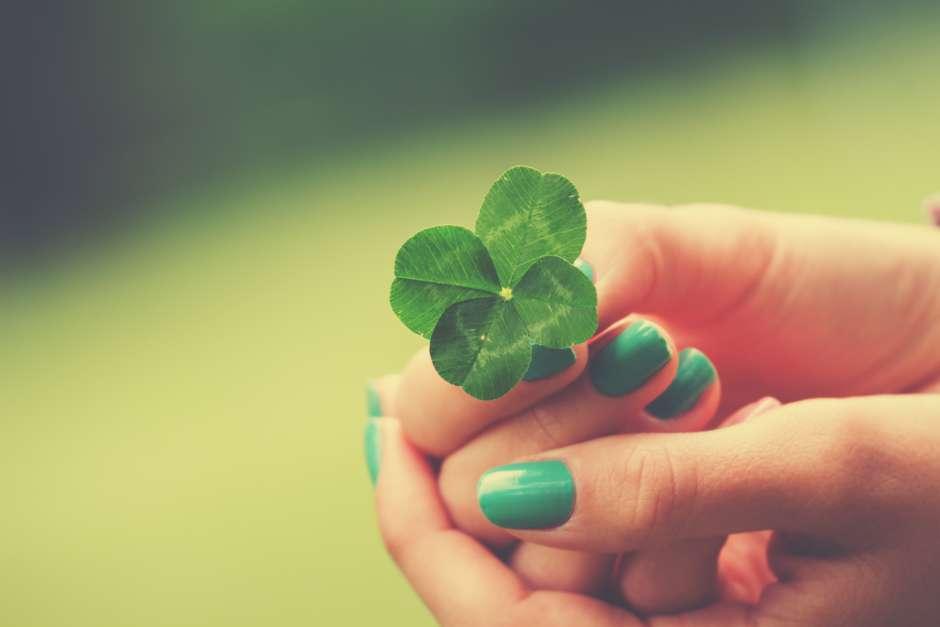 Poderoso amuleto de la suerte